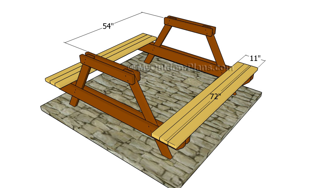 Outdoor Furniture Plans | Free Outdoor Plans DIY Shed, Wooden ...